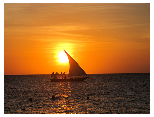 Dhow Sunset Cruise